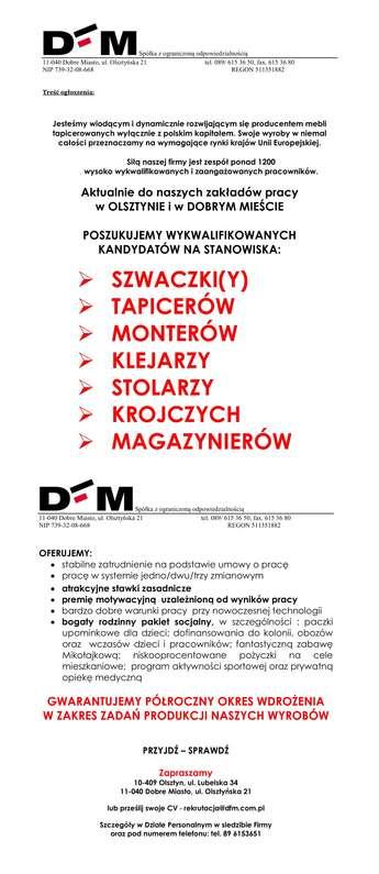 DFM Sp. z.o.o.